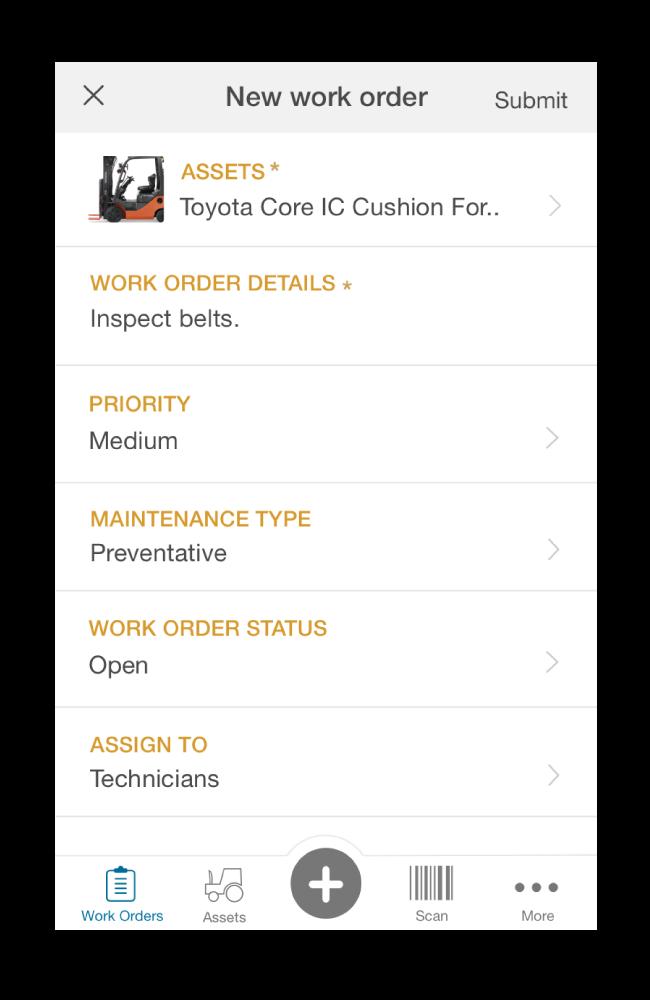 Fiix Mobile CMMS_carousel_work order 1